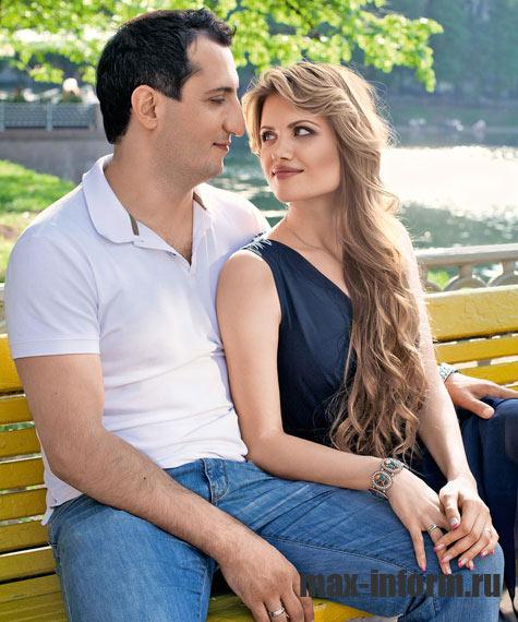 фото Арарат Кещян и Екатерина Шепета