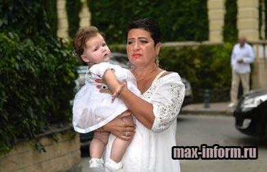 фото Ирина Млодик с дочерью