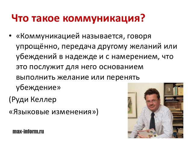 инфографика Что такое коммуникация